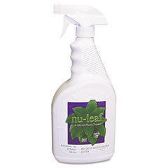 Nu-Dell T9996 Silk Artificial Plant Cleaner, 32 Oz. Spray Bottle