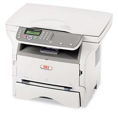 Okidata OKI62431701 MB260 MFP Multifunction Printer w/Copy/Print/Scan