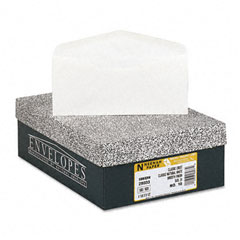 Neenah Paper OLD28033 Classic Crest #10 Envelope, Traditional, Natural White, 500/Box