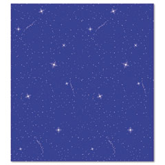 Pacon - fadeless designs bulletin board paper, night sky, 50 ft x 48-inch, sold as 1 rl