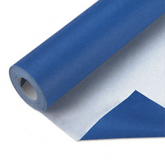 Pacon - fadeless art paper, 50 lbs., 48-inch x 50 ft, royal blue, sold as 1 rl