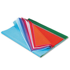 Pacon - spectra art tissue, 10 lbs., 20 x 30, 20 assorted colors, 100 sheets/pack, sold as 1 pk