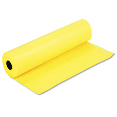 "Pacon 67081 Spectra Artkraft Duo-Finish Paper, 48 Lbs., 36"" X 1000 Ft, Canary Yellow"