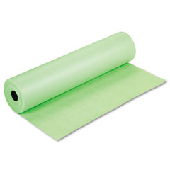"Pacon 67121 Spectra Artkraft Duo-Finish Paper, 48 Lbs., 36"" X 1000 Ft, Light Green"