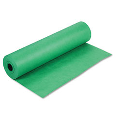"Pacon 67131 Spectra Artkraft Duo-Finish Paper, 48 Lbs., 36"" X 1000 Ft, Bright Green"
