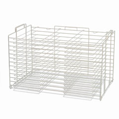 Pacon 75004 Board Storage/Drying Rack, 22W X 28D, White