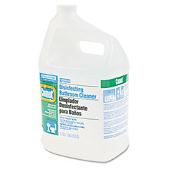 Procter & Gamble 01106CT Disinfectant Bath Cleaner, 1 Gal. Bottle, 3/Carton