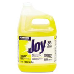 Procter & Gamble 02302 Dishwashing Liquid, Lemon Scent, 1 Gal. Bottle, 3/Carton