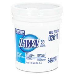 Procter & Gamble 02611 Dishwashing Liquid, Original Scent, 5 Gal. Pail, 1/Carton