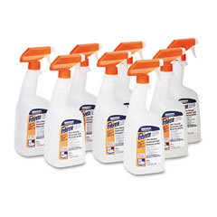 Procter & Gamble 03259CT Fabric Refresher & Odor Eliminator, Fresh Clean, 32 Oz Trigger Sprayer, 8/Carton