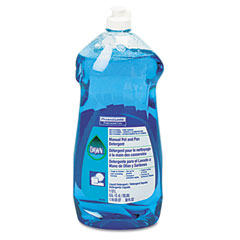 Procter & Gamble 45112CT Dishwashing Liquid, 38 Oz Bottle, 8/Carton