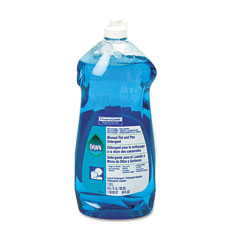 Procter & Gamble 45112EA Dishwashing Liquid, 38 Oz. Bottle