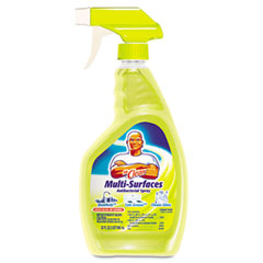 Procter & Gamble PAG46160 Multi-Surface Cleaner, Lemon, 32 oz. Bottle