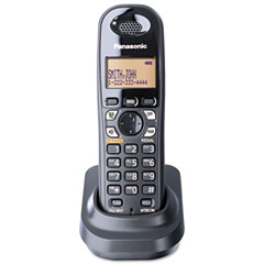Panasonic PANKXTGA430B 5.8 GHz Expansion Handset