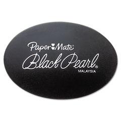 Papermate 1742567 Black Pearl Eraser, 2/Pack