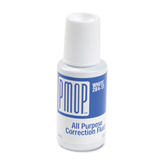 Papermate 2841178 All Purpose Correction Fluid, 18 Ml Bottle, White