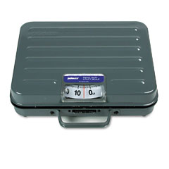 Pelouze PELP100S All-Purpose Mechanical Utility Scale, 100lb Capacity, 10-1/2 x 13-1/4 Platform