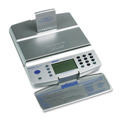 Pelouze PELPS20DL Internet Downloadable Electronic Postal Scale, 20lb, 7-1/2 x 8-1/2 Platform