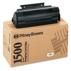 Pitney Bowes PIT8168 8168 Toner, 10000 Page-Yield, Black