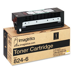 Pitney 8246 8246 Toner, 20000 Page-Yield, Black