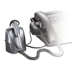 Plantronics - handset lifter for plantronics phone amplifiers w/cordless/corded headsets, sold as 1 ea