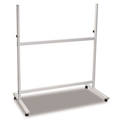 Plus PLSM12STAND Floor Stand for PLUS M-12 Series Electronic Copyboards, Rolling Casters