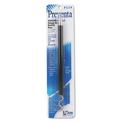 Accufax 05064 Snap-On Refill For Preventa Deluxe Counter Pen, Medium Pt., Black Ink