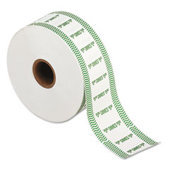 Accufax 51910 Automatic Coin Wrap, Dimes, $5, Continuous Roll Wrappers, 1900/Roll