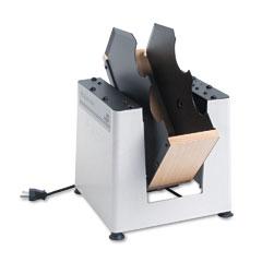 Premier Martin Yale 400 Tabletop Paper Jogger, 15-1/4W X 11-1/2D X 15-1/4H, Gray