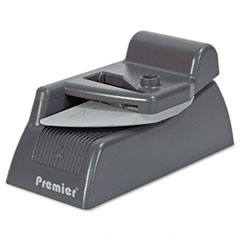 Premier - moistener/sealer all-in-one, 8 1/4-inch x 4 1/5-inch x 4 3/16-inch, charcoal, sold as 1 ea