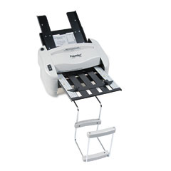 Premier Martin Yale P7400 Model P7400 Rapidfold Light-Duty Desktop Autofolder, 4000 Sheets/Hour