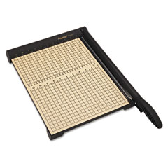 "Premier Martin Yale T15 Sharpcut Paper Trimmer, 15 Sheets, Wood Base, 12"" X 17 1/2"""
