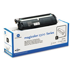 Konica 1710517005 1710517005 High-Yield Toner, 4500 Page-Yield, Black