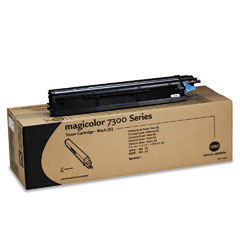 Konica 1710530001 1710530001 Toner, 7500 Page-Yield, Black