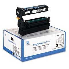 Konica 1710580001 1710580001 Toner, 6000 Page-Yield, Black