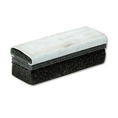 Quartet - deluxe chalkboard eraser/cleaner, laminated felt, 6w x 2d x 1 5/8h, sold as 1 ea