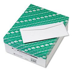 Quality Park 11112 Business Envelope W/Traditional Seam, #10, White, 500/Box