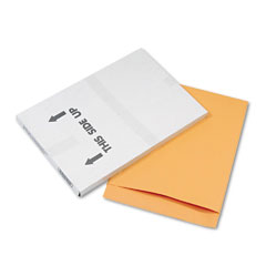 Quality Park 42356 Jumbo Size Kraft Envelope, 17 X 22, Light Brown, 25/Box