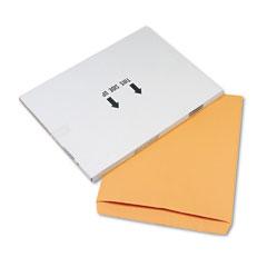 Quality Park 42357 Jumbo Size Kraft Envelope, 22 X 27, Light Brown, 25/Box