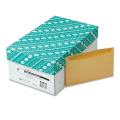 Quality park - paper file jackets, 5-inch x 8 1/8-inch, 2 point tag, buff, 500/box, sold as 1 bx