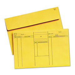 Quality Park 89701 Attorney'S Open-Side Envelope, Ungummed, 10 X 14 3/4, Cameo Buff, 100/Box