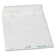 Survivor - tyvek mailer, side seam, 9 x 12, white, 100/box, sold as 1 bx
