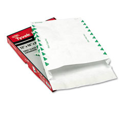 Quality Park QUAR4302 Tyvek Expansion Mailer, First Class, 12 x 16 x 2, White, 25/box