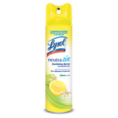 Neutra air from the makers of lysol - citrus, aerosol, 10 oz., 12/carton, sold as 1 ct