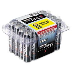 Rayovac ALAAA-24 Ultra Pro Alkaline Batteries, Aaa, 24/Pack