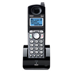 Rca - visys two-line accessory handset, sold as 1 ea