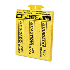 RCP 4254 Over-The-Spill Pad Tablet W/25 Medium Spill Pads