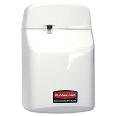 Rubbermaid commercial - sebreeze aerosol odor control system, 4-3/4w x 3-1/8d x 7-1/2h, sold as 1 ea