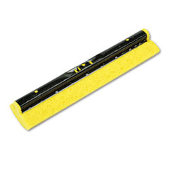 Rubbermaid commercial - mop head refill for steel roller, sponge, 12-inch wide, yellow, sold as 1 ea