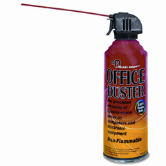 Read right - officeduster gas duster, 10oz can, sold as 1 ea